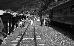 Close to Machu Picchu